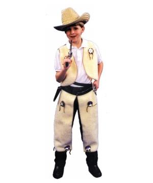 Cowboy Boys Costume