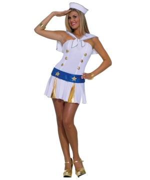 All Hands on Deck Women Costume