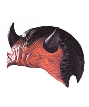 Devil Pate Mask