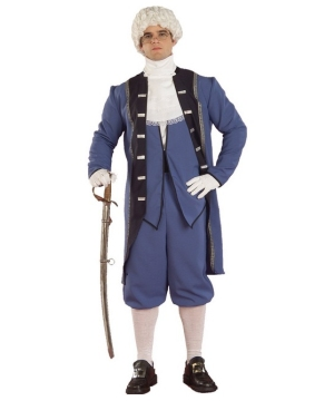 American Colonial Adult Costume