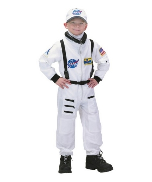 Astronaut Kids Costume
