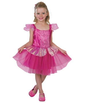 Ballerina Princess Kids Costume
