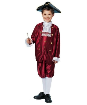 Ben Franklin Costume - Child Costume