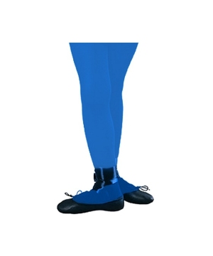 Blue Kids Tights