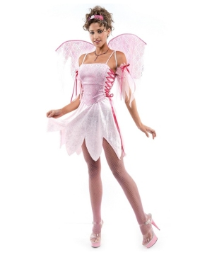 Blush Fairy Costume - Adult Costume