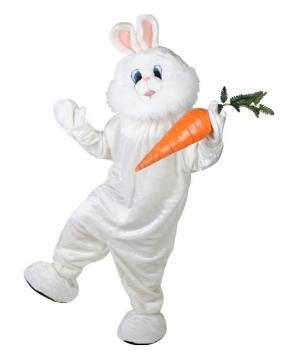 Bunny Adult Mascot Costume