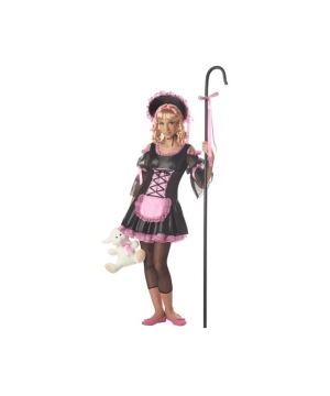 Little Bo Peep Costume - Tween Costume
