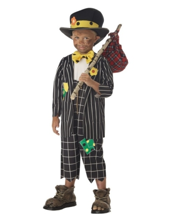 Little Hobo Kids Costume