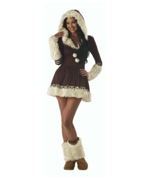 Eskimo Kisses Costume - Adult Costume