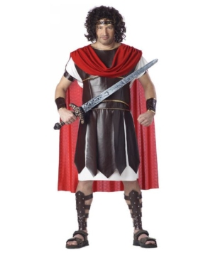 Hercules Adult Costume plus size