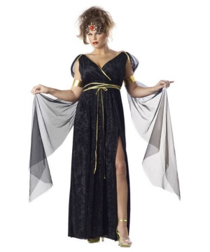Medusa Plus size Women Costume