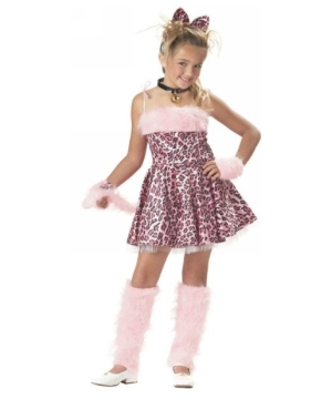 Purrty Kitty Costume - Kids Costume