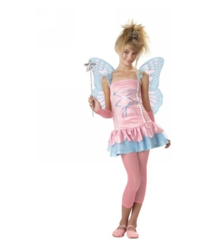 Darling Fairy Princess Girls Costume