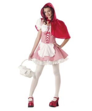 Little Red Riding Hood Pre-teen Costume