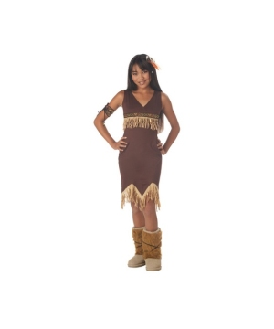 Indian Princess Costume - Tween Costume