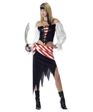 Ruby the Pirate Beauty Teen Costume
