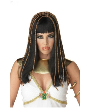 Egyptian Princess Adult Wig