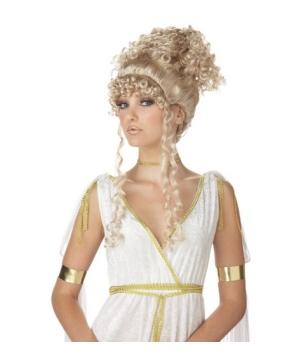 Athenian Goddess Womens Wig