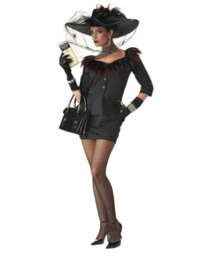 Merry Murderess Adult Costume