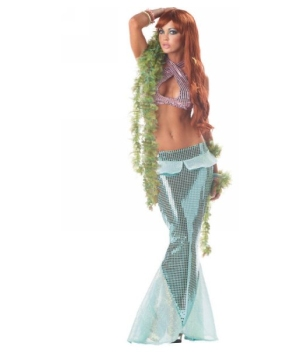 mesmerizing mermaid costume