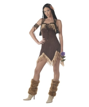 Indian Princess Sexy Costume - Adult Costume