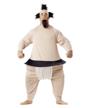 Sumo Wrestler Japan Adult Costume