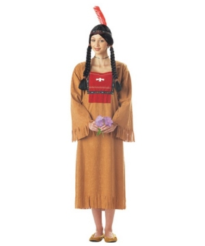 Running Brook Costume - Indian Costume