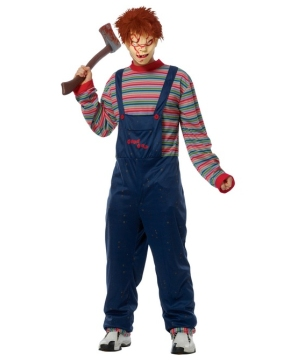 Chucky Costume - Adult Costume