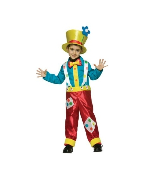 Clown Kid Costumes