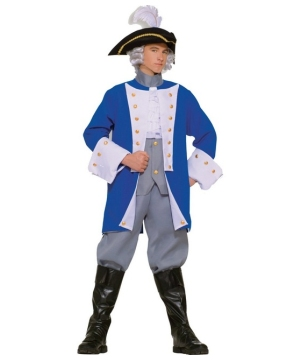 General Colonial Adult Costume