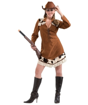 Annie Oakley Womens Costume