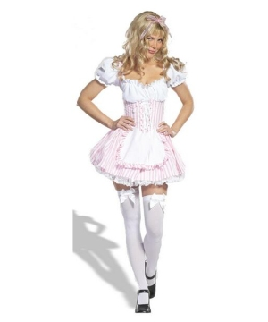 Candy Striper Costume - Adult Costume
