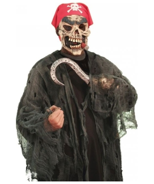 Pirate Ghoul Adult plus size Costume