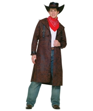 Desperado Teen Cowboy Costume