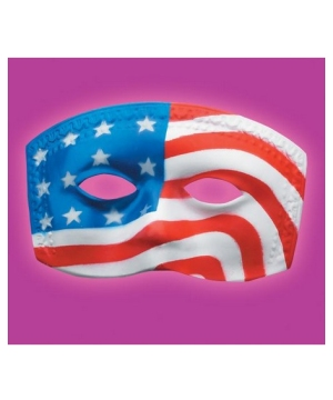American Flag Adult Mask
