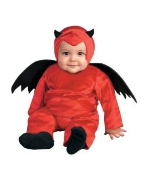 Devil D'little Costume - Infant/toddler Costume