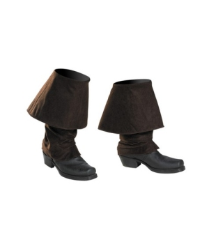 Jack Sparrow Boot Covers