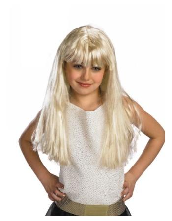 Hannah Montana Adult Wig 99