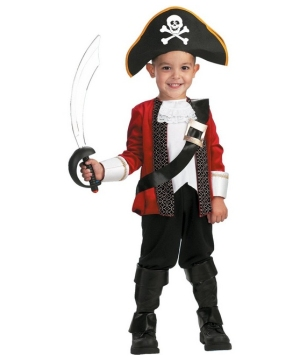 Pirate El Capitan Costume - Infant/Kids Costume