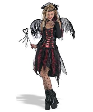 Vamp Fairy Teen/ Women Costume