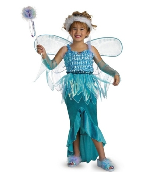 Precious Fairy Mermaid Kids Costumes