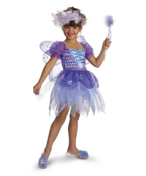 Fairy Precious Flower Girls Costume