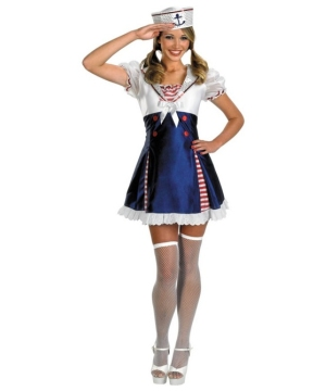 Ahoy Matey Teen Costume