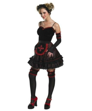 Naughty Nightingale Teen Adult Costume
