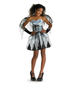 Frost Fairy Kids/teen Costume