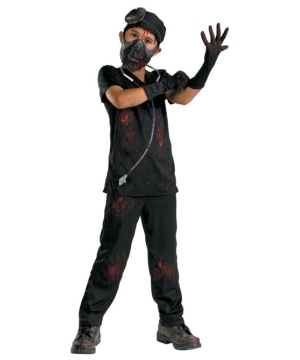 Dr. Deranged Costume - Kids Costume