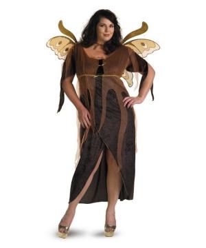 Autumn Fairy Women plus size Costume