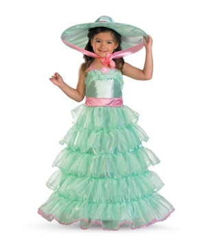 Southern Belle Girls Costume