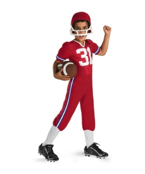 Linebacker Boys Costume
