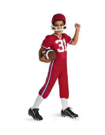 Linebacker Kids Costume